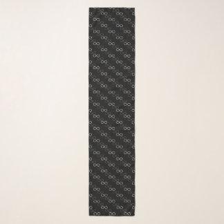 Pañuelo Negro del friki del modelo el | del símbolo del
