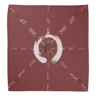 pañuelo no maduro de Lotus del zen