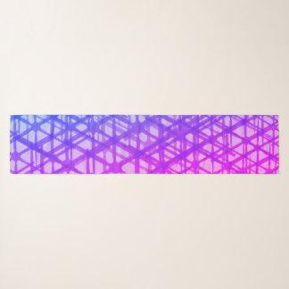 Pañuelo Racimo ultravioleta de los pétalos