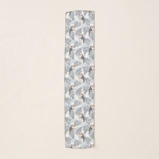 Pañuelo Toucan gris