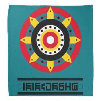 Pañuelo Tribe OHOHUIHCAN Bandanas