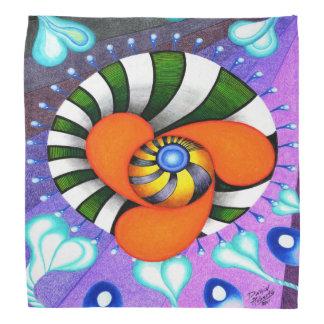 Pañuelo Vibrante-Coloreado de Dwainizms