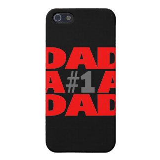 Papá #1 iPhone 5 cobertura