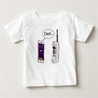 ¿Papá? … Camiseta De Bebé