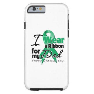 Papá - cáncer de hígado Ribbon.png Funda De iPhone 6 Tough