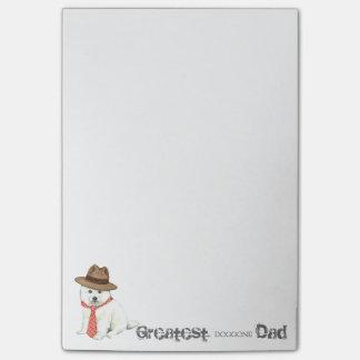 Papá de Eskie Notas Post-it®