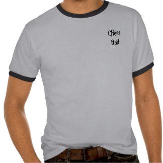 Papá de la alegría camisetas
