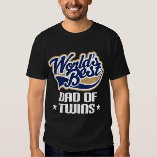 Papá de la camiseta del día de padre de los