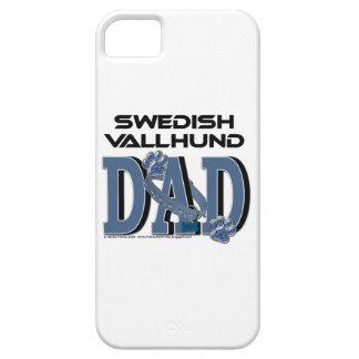 PAPÁ de Vallhund del sueco iPhone 5 Case-Mate Protectores