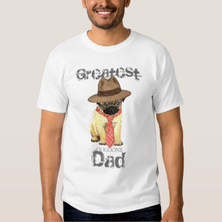 Papá del barro amasado camisas