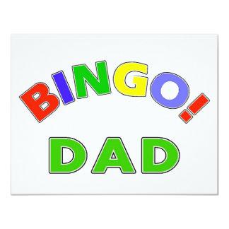 Papá del bingo comunicados personales