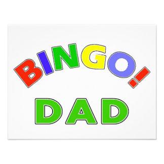 Papá del bingo anuncios