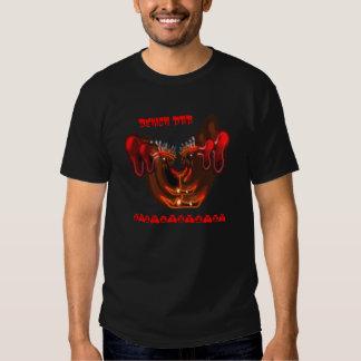 Papá del demonio camiseta