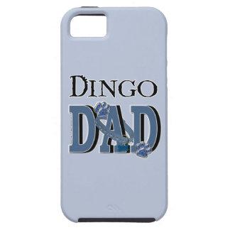 PAPÁ del Dingo iPhone 5 Funda