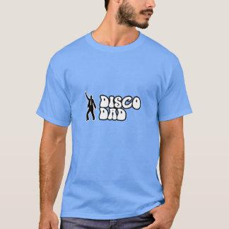 Papá del disco - una camisa irónica para los papás