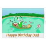 papá del feliz cumpleaños felicitacion