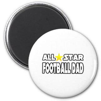 Papá del fútbol de All Star Imán