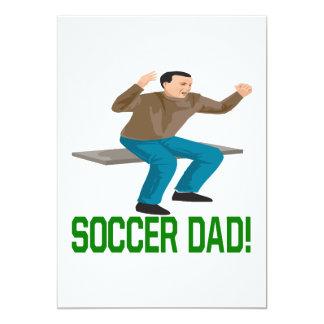 Papá del fútbol anuncio