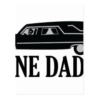 Papá del hueso postal
