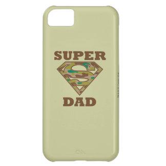 Papá estupendo Camo Funda Para iPhone 5C