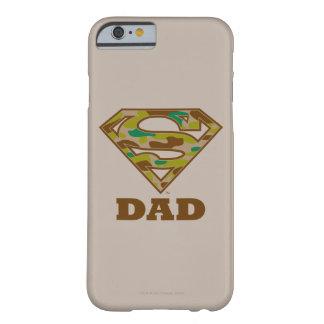 Papá estupendo de Camo Funda De iPhone 6 Barely There