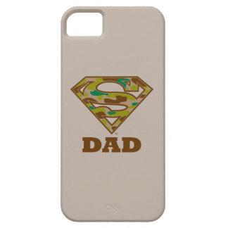 Papá estupendo de Camo iPhone 5 Case-Mate Funda