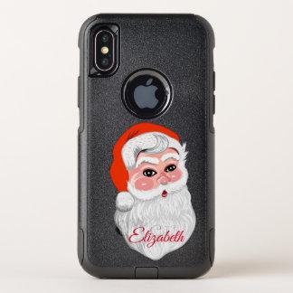 """""""Papá Noel lindo"""" con el navidad conocido"""