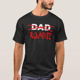 Papá o Roadie Camiseta