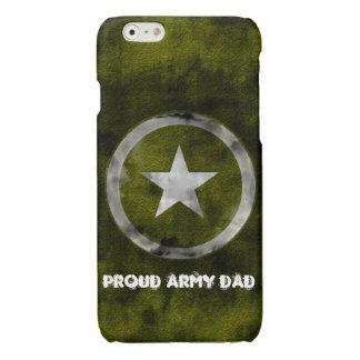 Papá orgulloso del ejército