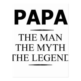 papá postal