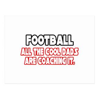 Papás frescos del fútbol… tarjeta postal