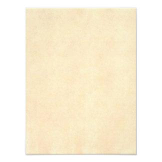 Papel antiguo de Brown del moreno del pergamino Fotografias