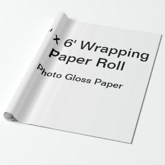 "Papel de embalaje (30"" x 6' rollo, papel mate) papel de regalo"