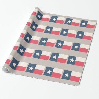 Papel de embalaje de la bandera del estado de