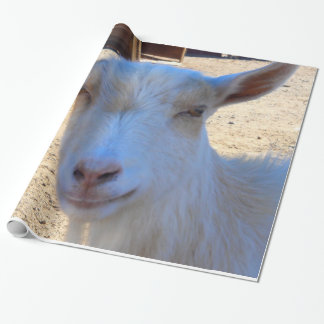 Papel de embalaje de la cabra