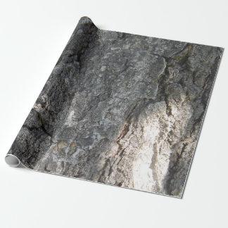 Papel de embalaje de la corteza de árbol