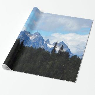 Papel de embalaje de la gama de Alaska 77