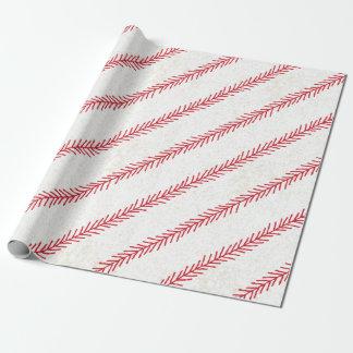 Papel de embalaje de la puntada del béisbol