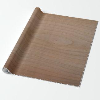 Papel de embalaje de madera de la impresión de la