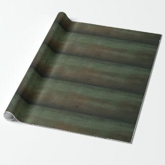 Papel de embalaje de madera verde