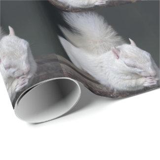 Papel de embalaje de nuez del rezo