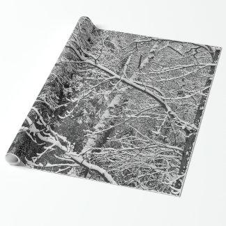 papel de embalaje del camuflaje