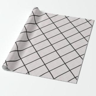 Papel de embalaje del diseño del ladrillo