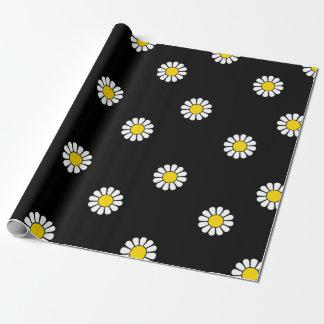 Papel de embalaje floral