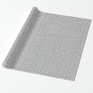 Papel de embalaje japonés del modelo de Seigaha