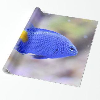 Papel de embalaje subacuático 26 papel de regalo