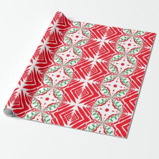 Papel de envoltorio para regalos de Chrismas