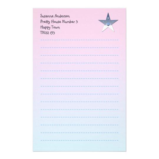 Papel de escribir bonito para los ni os for Papel decomural para ninos