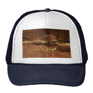 Papel de la arena gorro
