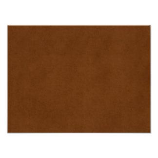 Papel de pergamino bronceado cuero de Brown del Foto